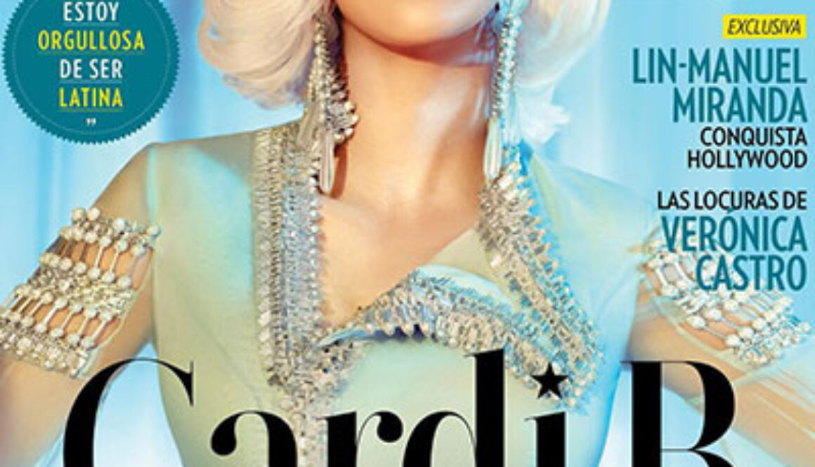 Star Of The Year Cover Magazine